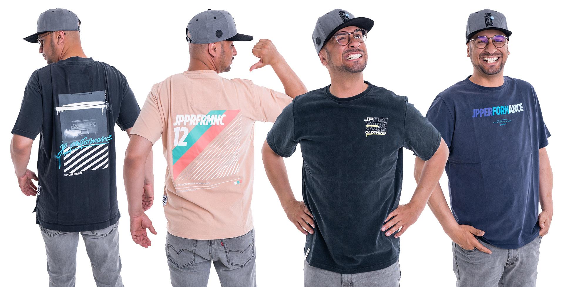 T-Shirts & Longsleeves