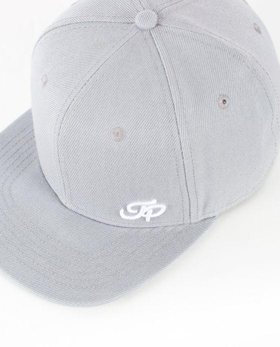 JP BASIC GREY SNAPBACK – Bild 2