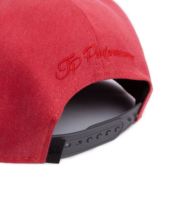 JP BE KIND RED SNAPBACK – Bild 5