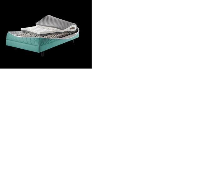 Lattoflex Matratze für Kinder 100 x 200 H 4 extra fest ohne Krone – Bild 4