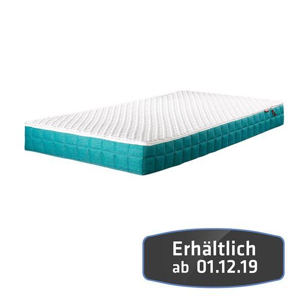 Lattoflex Matratze für Kinder 90 x 200 H 4 extra fest  ohne Krone – Bild 1