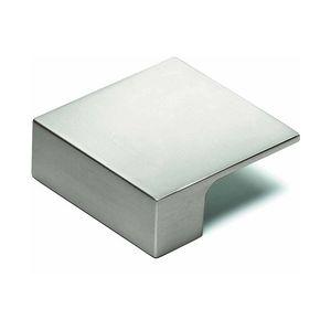 220/512 Quadro - Metallgriff edelstahlfarbig