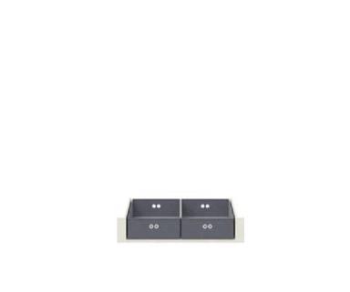 Einbauset inkl. 2 Aufbewahrungsboxen 220/243
