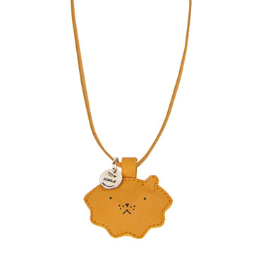 Donsje Leder Halskette Lion -Wookie Necklace-