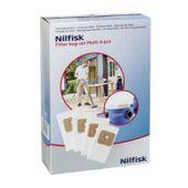 Filtertüten für Nass- und Trockensauger Multi II 22 Nilfisk