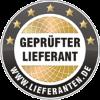 Geprüfter Lieferant bei Lieferanten.de