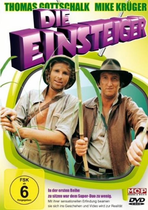 Die Einsteiger mit Thomas Gottschalk und Mike Krüger