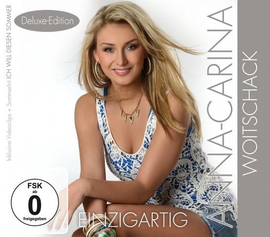 Anna-Carina Woitschack - Einzigartig – Deluxe Edition