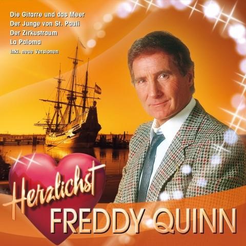 Herzlichst - Freddy Quinn