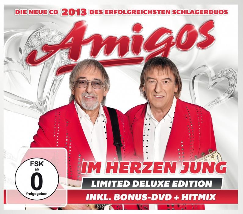 Amigos - Im Herzen Jung - Limited Deluxe Edition