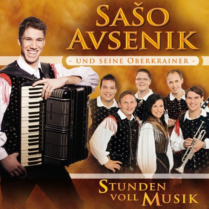 Saso und Seine Oberkrainer Avsenik  - Stunden Voll Musik