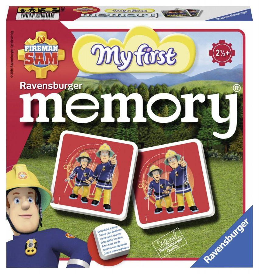 Ravensburger 21204 Fireman Sam - Mein erstes Memory