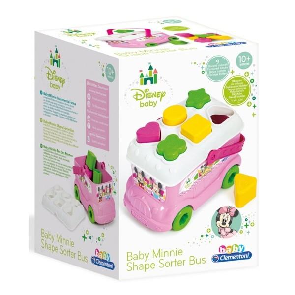 Disney Baby - Baby Minnie - Sortierbus
