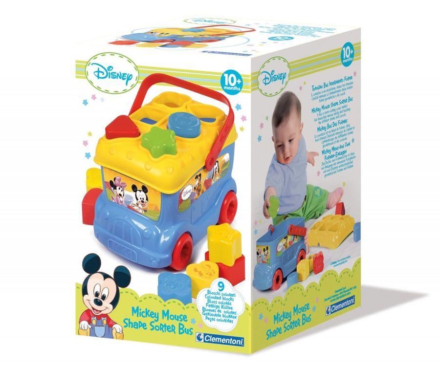 Disney Baby - Mickey Sortierbus – Bild 1