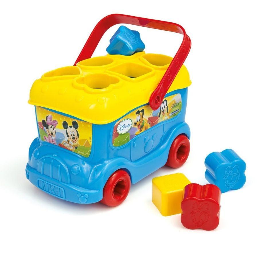 Baby Mickey Sortierbus – Bild 1
