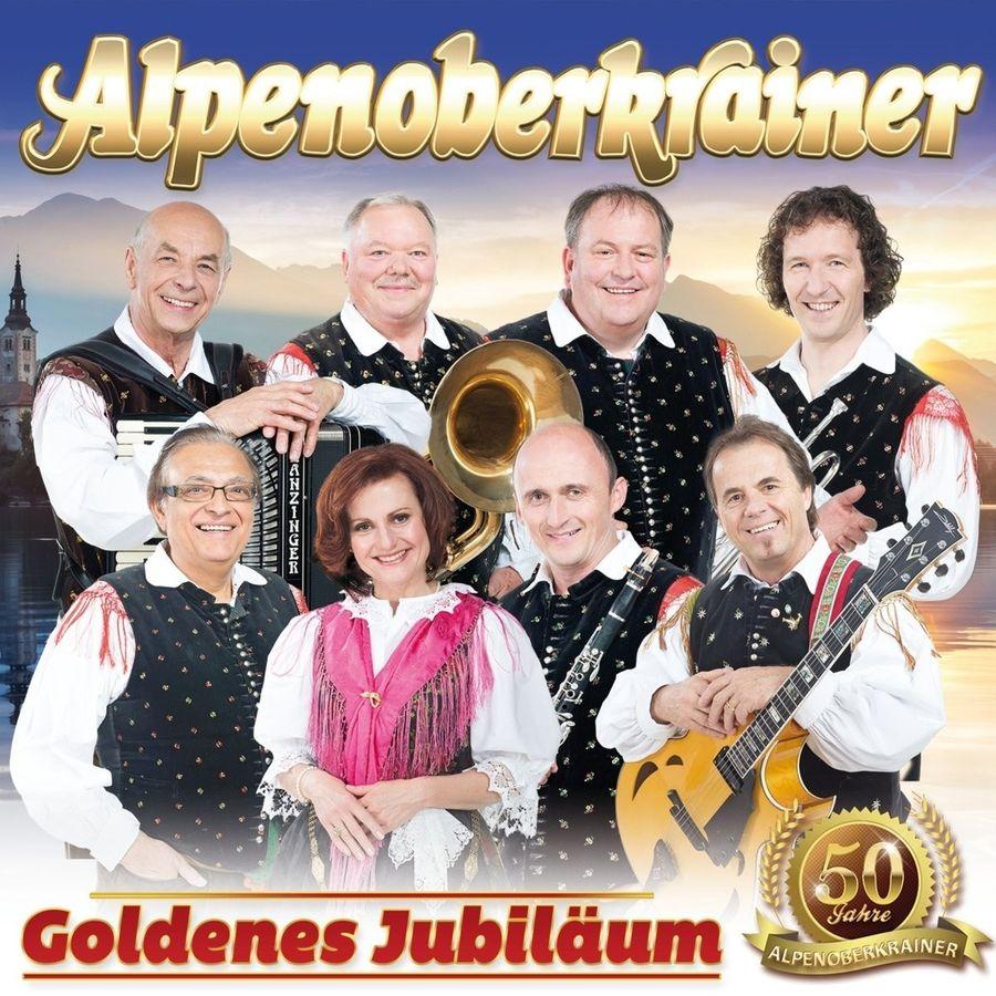 Alpenoberkrainer - Goldenes Jubilum - 50 Jahre