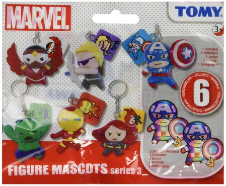 Marvel Avengers - Pocket Money Figuren Serie 3  – Bild 1