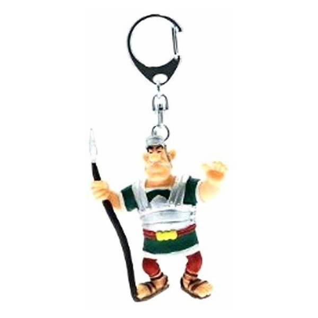 "Asterix & Obelix - Schlüsselanhänger ""Legionär mit Lanze"""