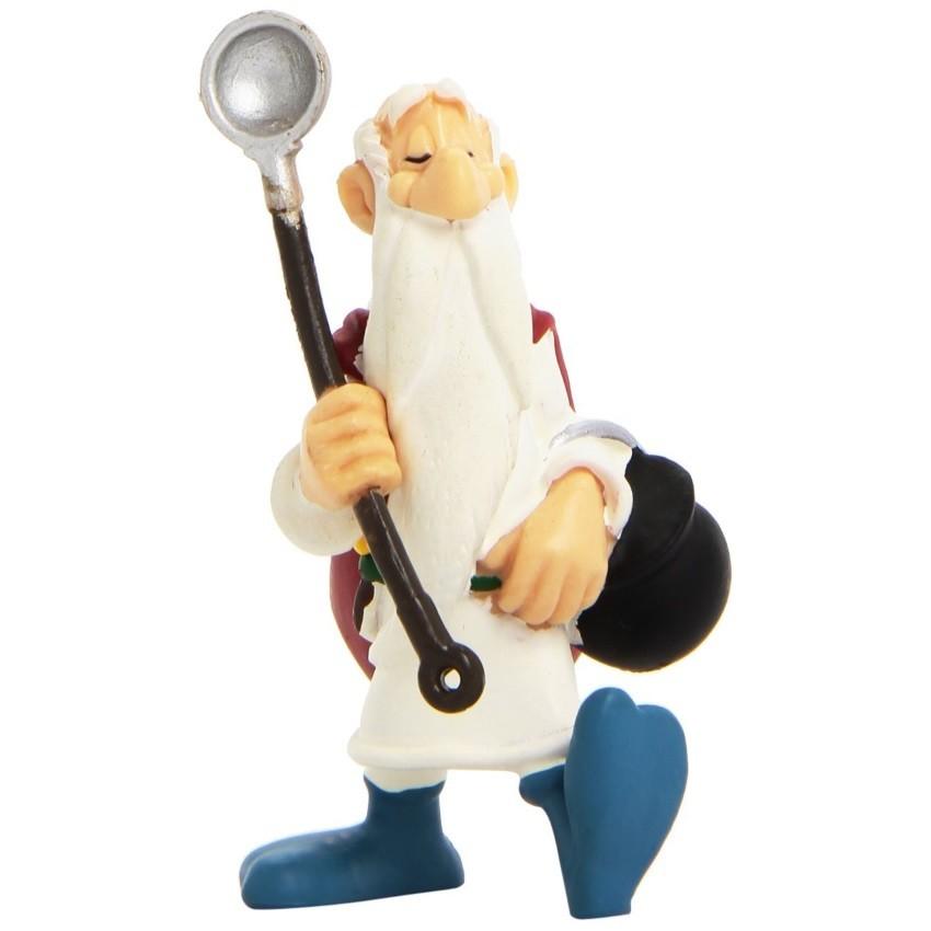 Asterix & Obelix - Figur Miraculix mit Suppenkelle – Bild 1