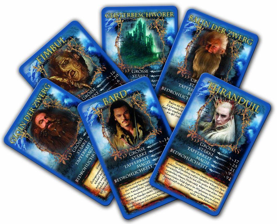 Top Trumps - Der Hobbit: Smaugs Einöde – Bild 2
