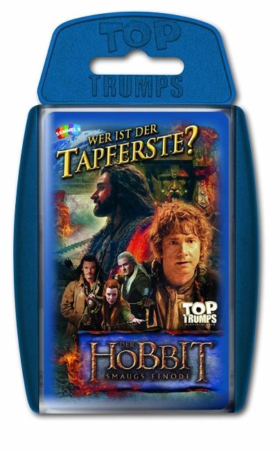 Top Trumps - Der Hobbit: Smaugs Einöde – Bild 1