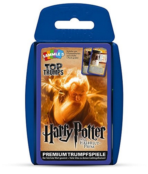 Top Trumps - Harry Potter u.d. Halbblutprinz