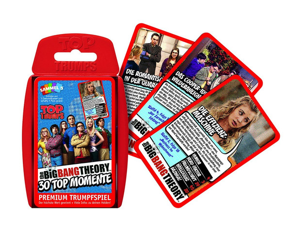 Top Trumps - The Big Bang Theory – Bild 2