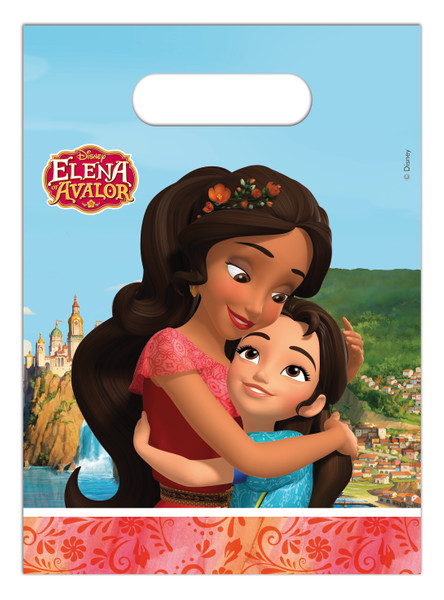 Elena of Avalor - 6 Party-Tueten