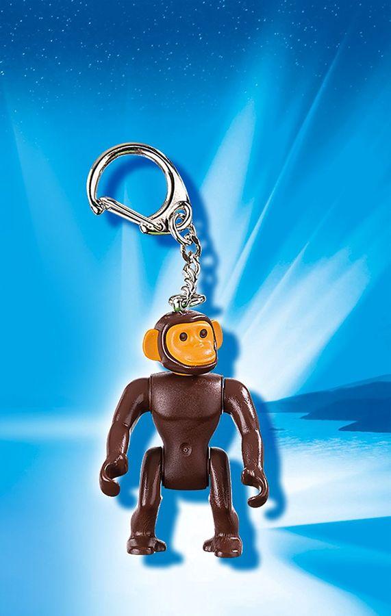 PLAYMOBIL 6611 - Schlüsselanhänger Schimpanse  – Bild 2