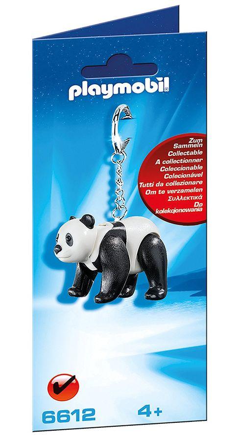 PLAYMOBIL® 6612 - Schlüsselanhänger Panda – Bild 1