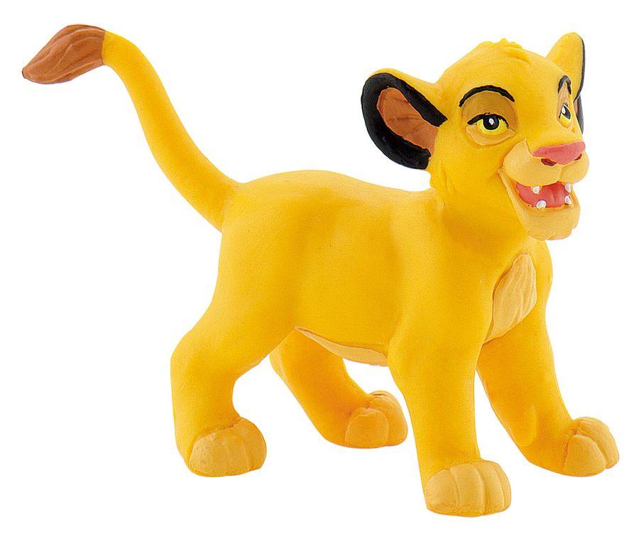 König der Löwen - Junger Simba - Spielfigur