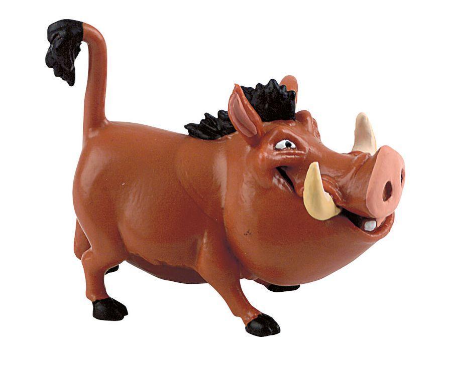 König der Löwen - Pumbaa - Spielfigur