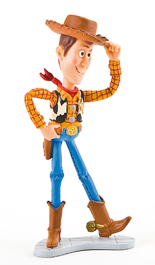 Toy Story 3 - Woody - Spielfigur