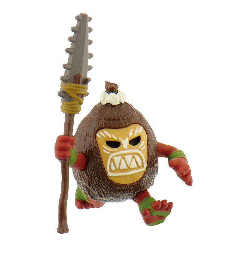 Vaiana - Kokomora - Spielfigur