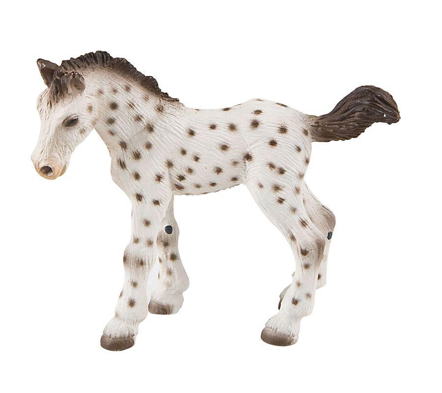 Pferde - Knabstrupper Fohlen - Spielfigur