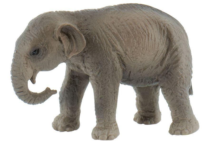 Wildtiere - Indisches Elefantenkalb - Spielfigur