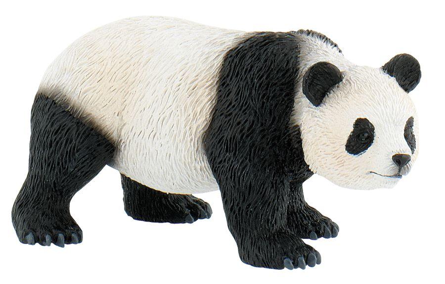 Wildtiere - Panda - Spielfigur