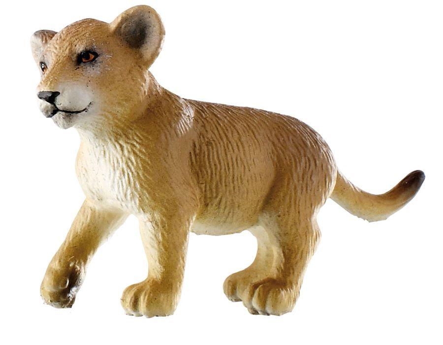 Wildtiere - Löwen Junges - Spielfigur