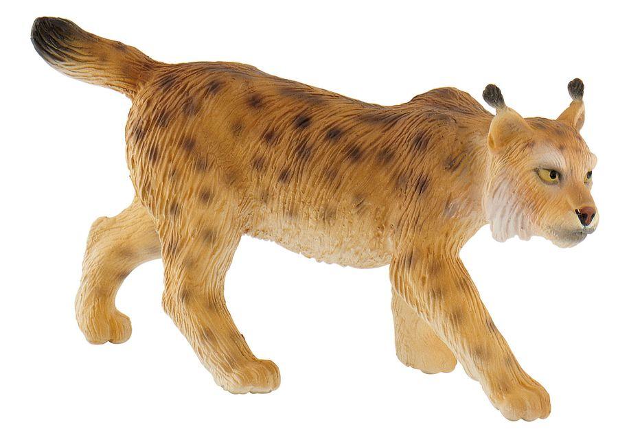Waldtiere - Luchs - Spielfigur