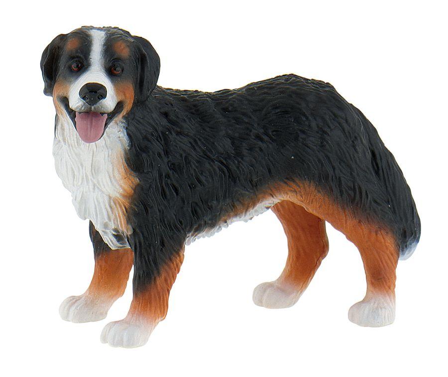 Hundeserie - Berner Sennenhund Bianca - Spielfigur