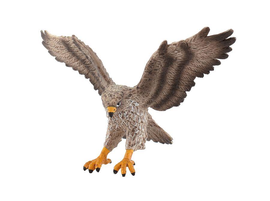 Vogelserie - Mäusebussard - Spielfigur