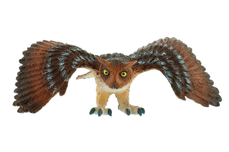 Vogelserie - Uhu - Spielfigur