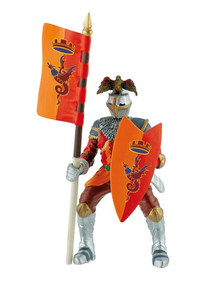 Ritter - Turnierri?tter rot - Spielfigur