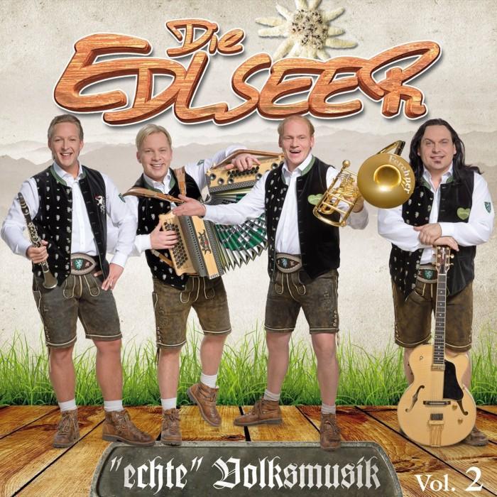 Die Edlseer - Echte Volksmusik-Vol.2