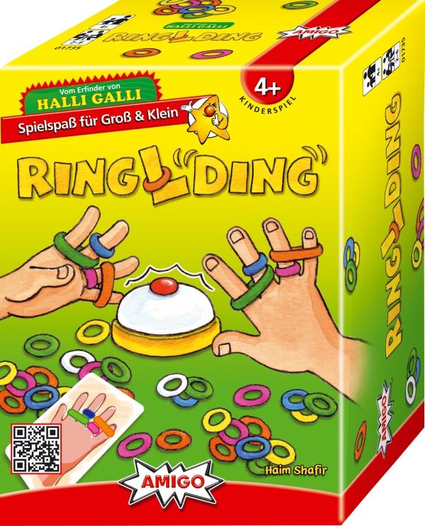 Amigo - Ringlding, Geschicklichkeitsspiel – Bild 1