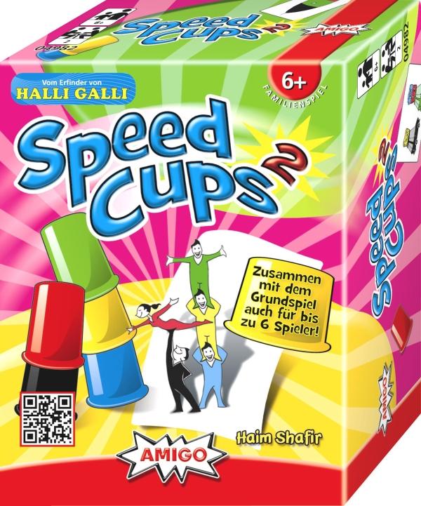 Amigo - Speed Cups 2, Geschicklichkeitsspiel – Bild 1
