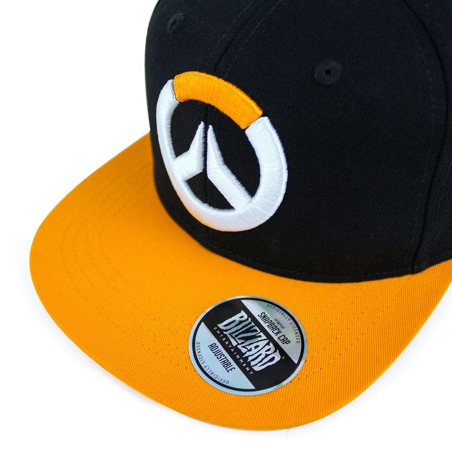 Overwatch - Baseball - Cap Logo Snapback – Bild 3