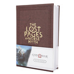 God of War - Notebook / Notizbuch, The Lost Pages Of Norse Myth 001