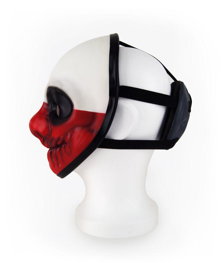 Payday 2 - Vinyl Maske, Wolf – Bild 3