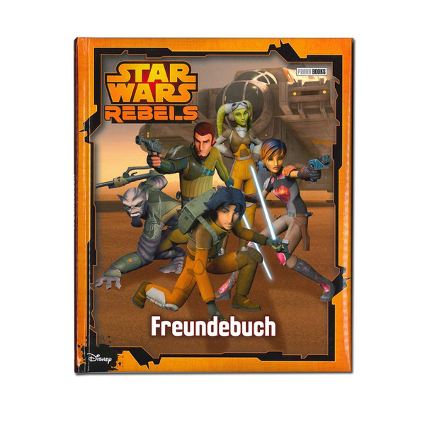 STAR WARS Rebels - Freundebuch